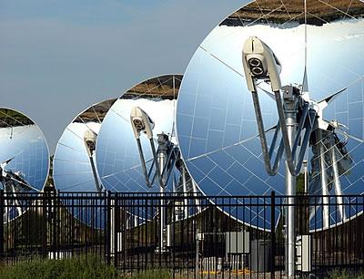 Solare a concentrazione - Okpedia